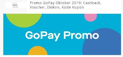 opay atau yang sebelum nya disebut dengan Go Wallet Promo GoPay Terbaru Kode Voucher Gojek