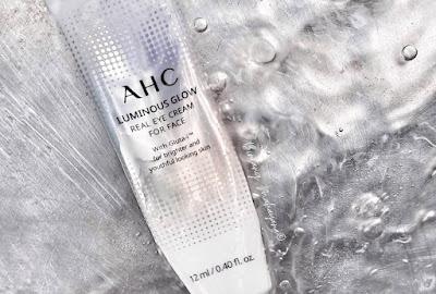 Rreview-AHC-Luminous-Glow-Real-Eye-Cream-for-Face-bintangmahayana-com