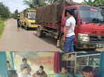 Perusahaan Tidak Tanggap, Masyarakat Batang Masumai Lakukan Demo.