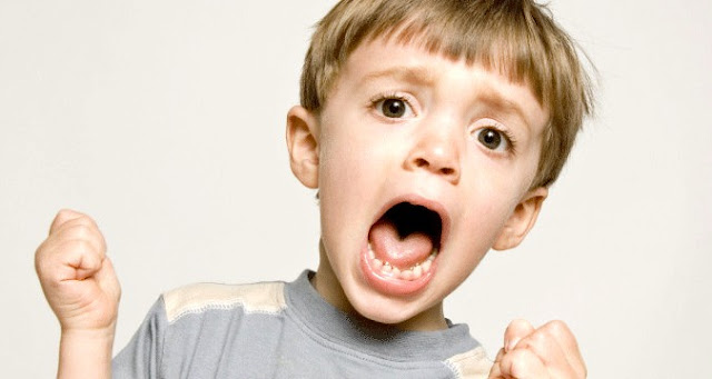 غضب الطفل- السيطرة على نوبات غضب الطفل control the wrath of the child