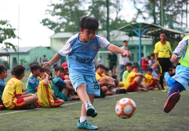 """Giải bóng đá tranh Cúp Hoàng Gia lần VII - 2019 """"Ươm mầm tài năng bóng đá Việt"""""""