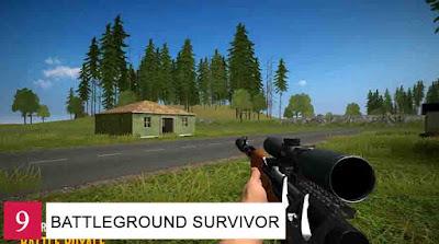 Game Battle Royale Offline Android Battleground Survivor