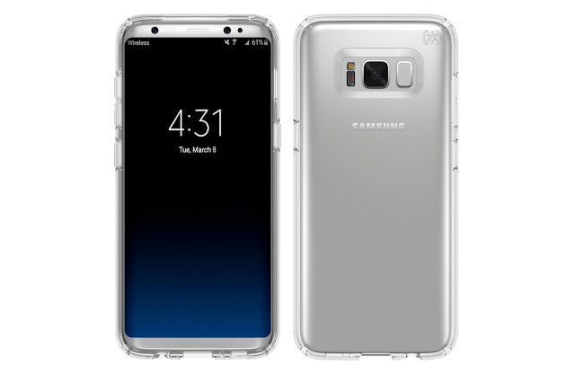 Samsung Galaxy S8 Leaked in Fresh Images, Confirms On-Screen Navigations Keys