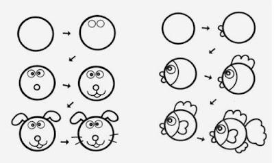 Como desenhar animais