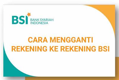 Rekening BSI