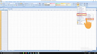 how to unhide multiple columns in excel