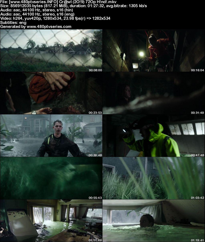 Download Crawl (2019) 800MB Full Hindi Dual Audio Movie Download 720p Bluray Free Watch Online Full Movie Download Worldfree4u 9xmovies