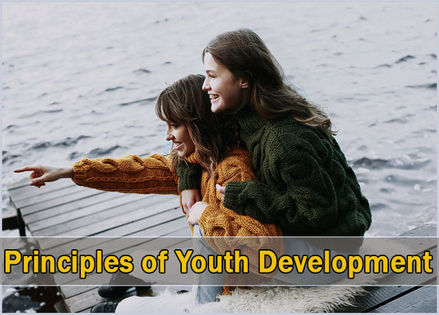8 Principles of Youth Development | Encourage Young People