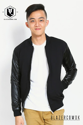Casual Style Night Baseball Jacket