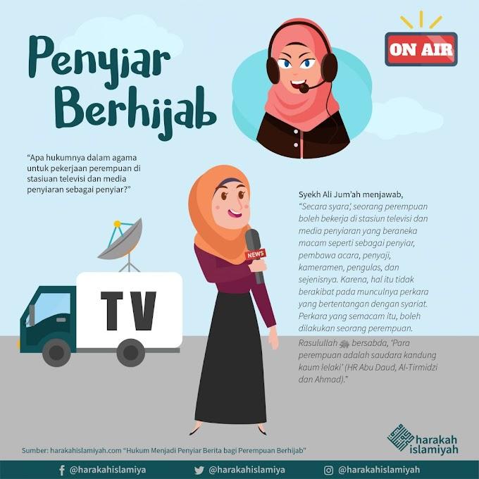Hukum Menjadi Broadcaster Muslim Jaman Now
