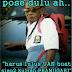 Pose Dulu Ah