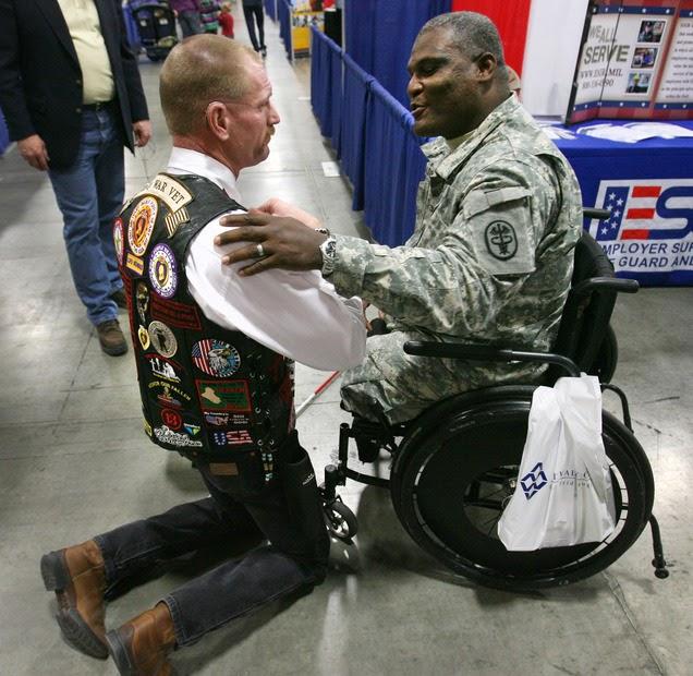 Combat PTSD News   Wounded Times: Utah war veterans share ...