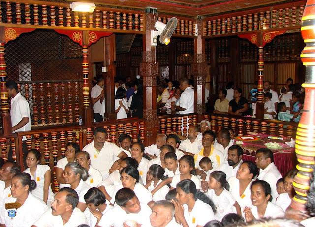 Templo del Diente Sagrado - Kandy