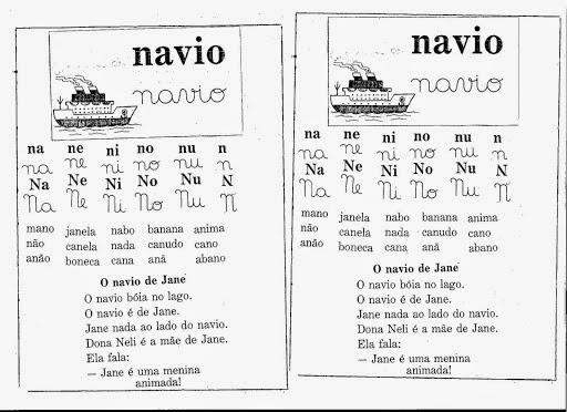 Fichas de Leitura - Atividades para Imprimir