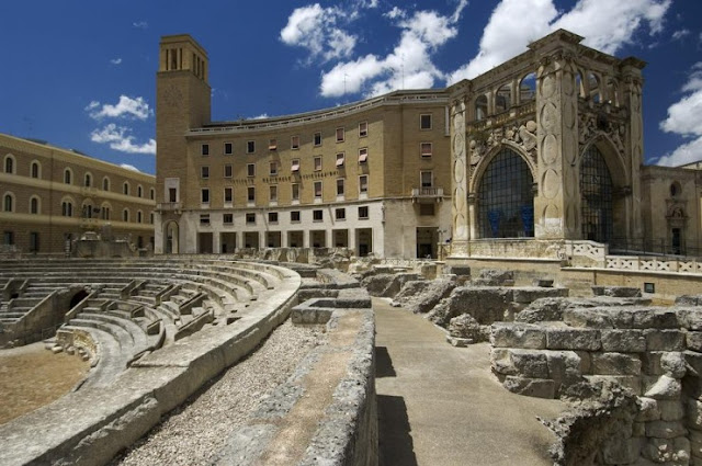 Castle Charles V, Lecce