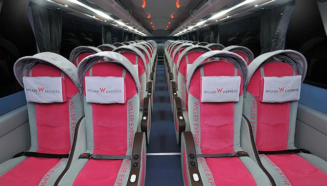 Willer express overnight bus