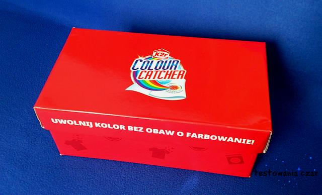 Colour Catcher, testowanie z Rekomenduj.to - zawartość przesyłki
