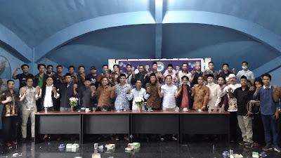 Muhlis Hasim Nahkodai IKA-PMII Lombok Timur