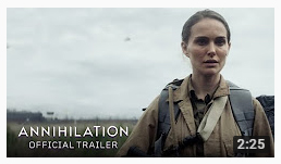 annihilation adaptation trailer