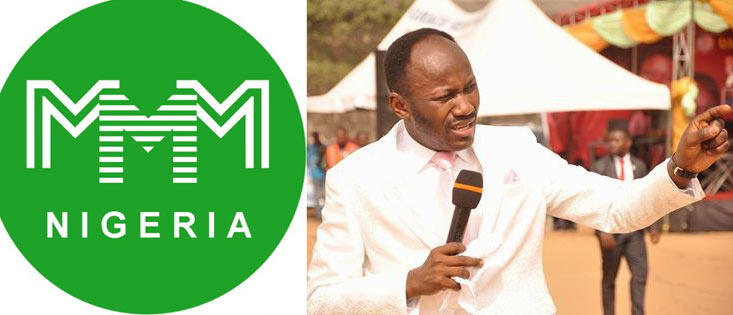 Pastor sacked for playing MMM with church's name