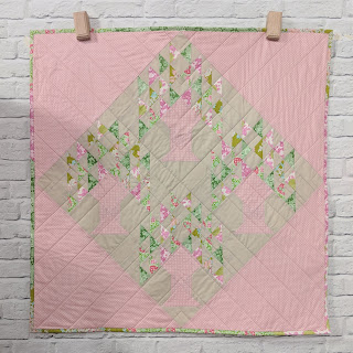 tree of life quilt Tilda fabric
