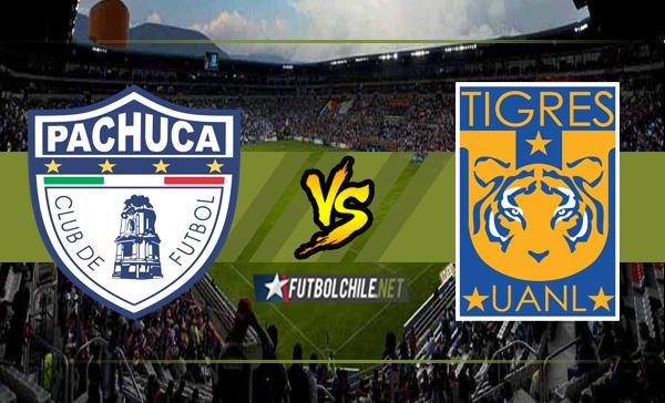 Pachuca vs Tigres UANL