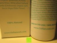 Information: OZ NATURALS Ocean Mineral Tonic - Gesichts Toner- Organisches Gesichtswasser mit Hamamelis gilt als das beste Anti-Aging-Vitamin C Gesichtswasser erhältlich es enthält Glykolsäure, Vitamin C, Hamamelis & Meeresmineralien & ist die BASIS für Ihr Anti-Aging Regimen für das gesunde, jugendliche frishe Aussehen