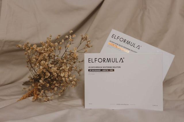 ELFORMULA Miracle After 28 Days