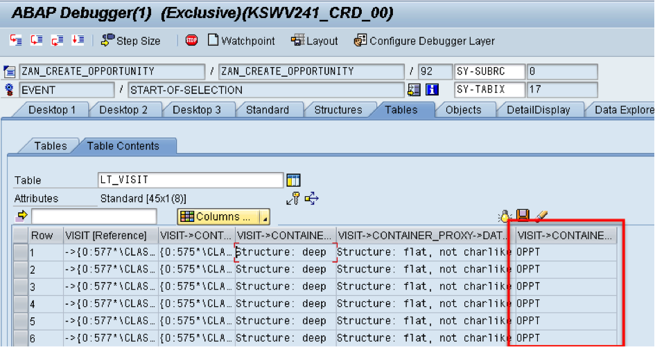 ABAP debugger Tips & Tricks - Acorel