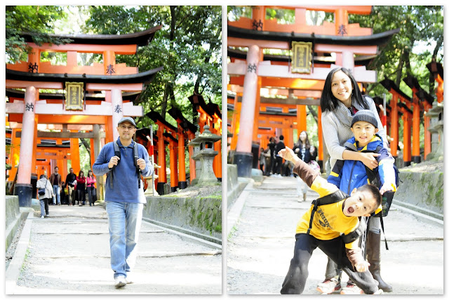 Japan travel with kids