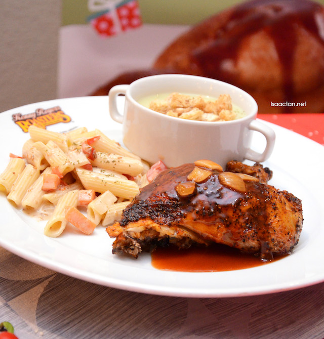 Introducing The Spicy Hot Fiery Feast @ Kenny Rogers Roasters Malaysia