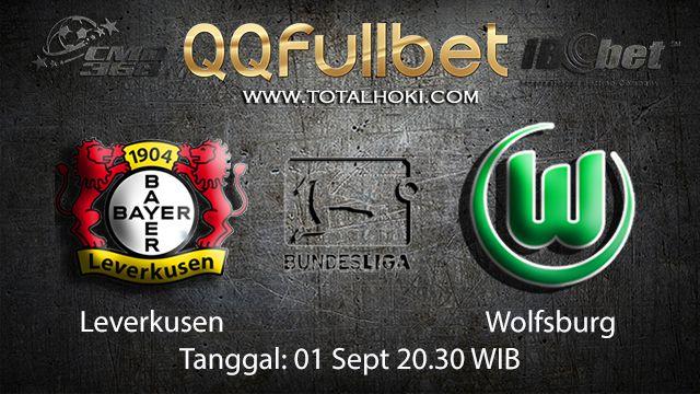 Prediksi Bola Jitu Leverkusen vs Wolfsburg 1 September 2018 ( German Bundesliga )