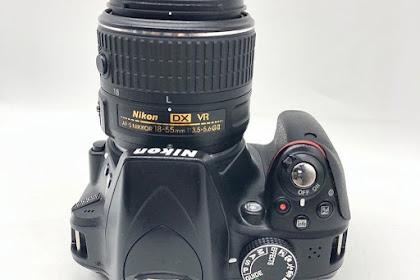 √ [Update] Harga Kamera Nikon D3300 Spek Kekurangan Kelebihan