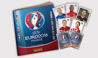Grátis: Álbum de Figurinhas Oficial Euro Uefa 2016