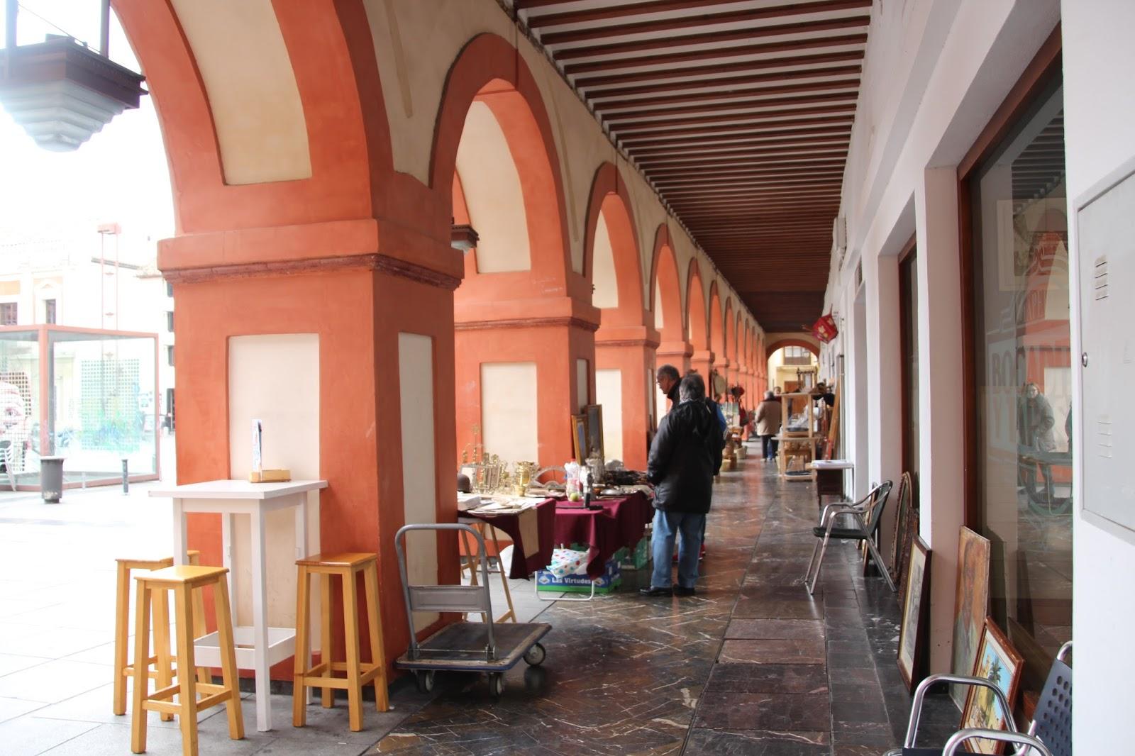Historia y genealog a plaza de la corredera c rdoba - Altos del toril ...