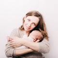 Bo nie ma jak u mamy - sesja fotograficzna na Dzień Matki w Łomiankach