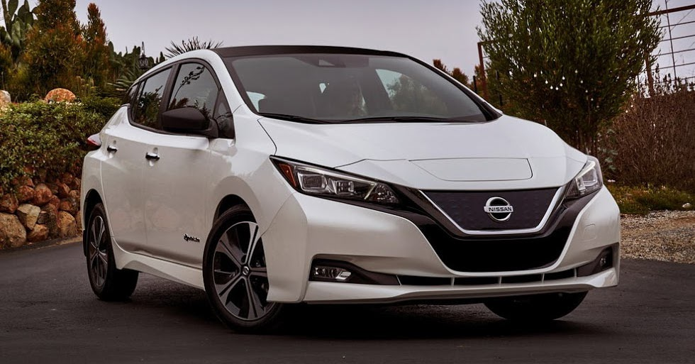 nissan leaf 39 s 60 kwh battery option could deliver 225 miles of range. Black Bedroom Furniture Sets. Home Design Ideas