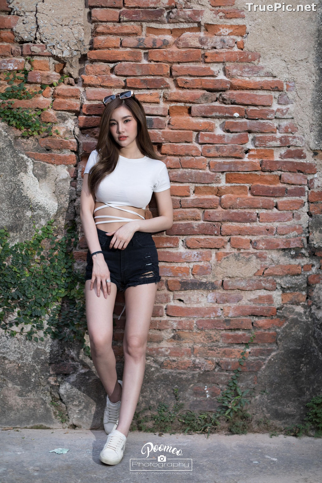 Image Thailand Model - Jarunan Tavepanya - Hot Beautiful Girl On Street - TruePic.net - Picture-6