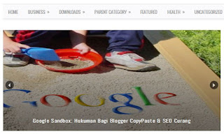 Cara Memasang Featured Post Image Slider Otomatis di Blogger
