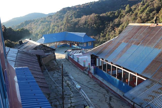 Nange Thati, Ghorepani
