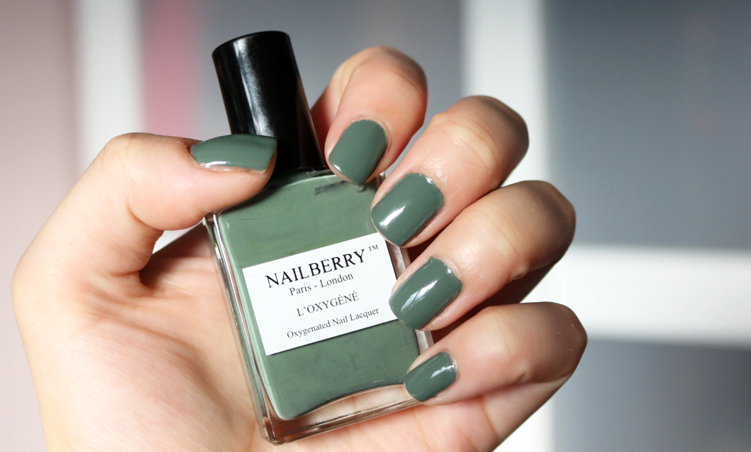 Nailberry Nail Lacquer in Love You Very Matcha