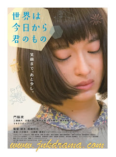 Sinopsis Movie Jepang : Her Sketchbook /世界は今日から君のもの