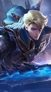 Alucard Demon Hunter Heroes Fighter Assassin of Skins Rework V3