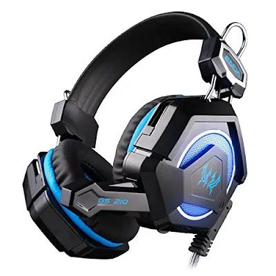 Kotion Each GS210 Multicolor LED Headset