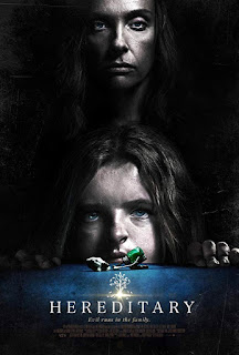 Hereditary movie review... good, slow horror, the way it should be.