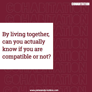 Should you cohabit with your fiance?