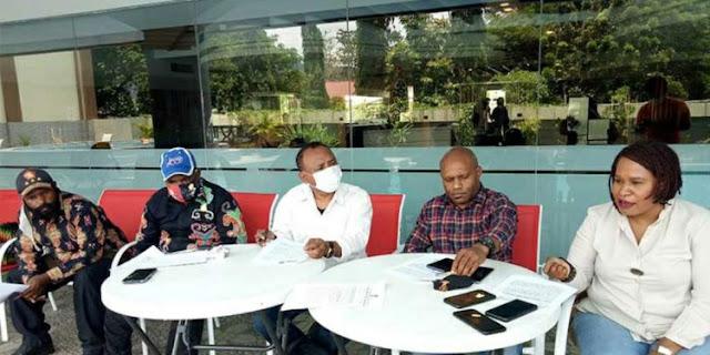 Pansus Kemanusiaan DPRP Desak Paulus Waterpauw dan Herman Asaribab Tuntaskan Kasus Yeremia Zanambani