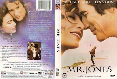 Carátula dvd: Mr. Jones (1993)