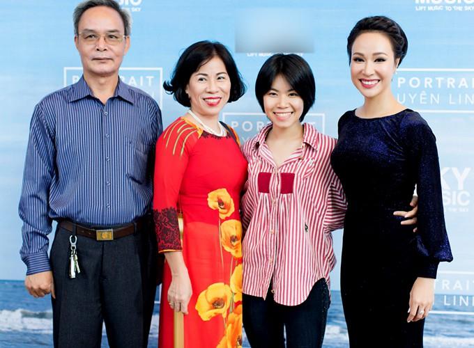 Uyên Linh giới thiệu sản phẩm mới có tên Chân dung ( Portrait )