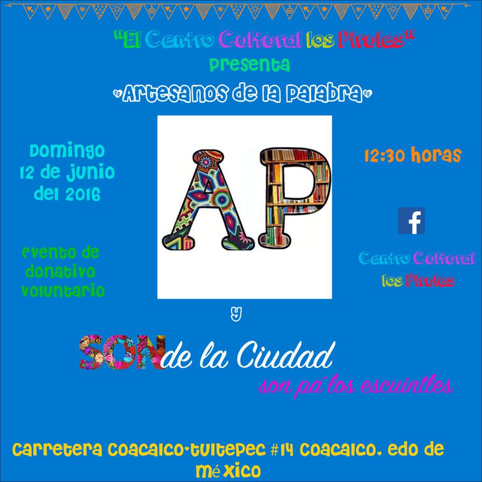 Centro Cultural Los Pirules Artesanos De La Palabra